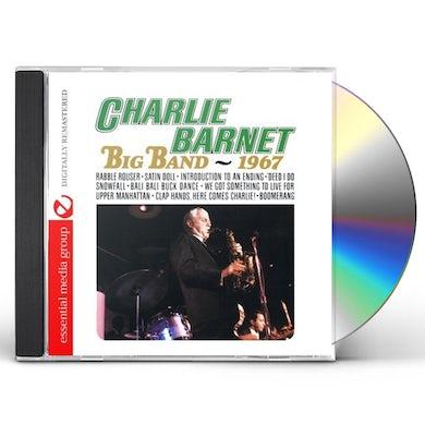Charlie Barnet 1967 CD