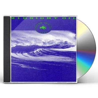 Midnight Oil SCREAM IN BLUE CD