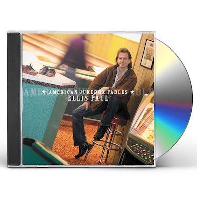 Ellis Paul AMERICAN JUKEBOX FABLES CD