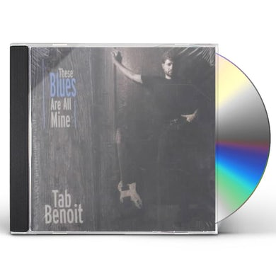 Tab Benoit THESE BLUES ARE ALL MINE CD