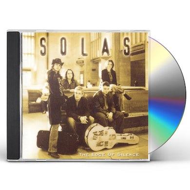 Solas EDGE OF SILENCE CD