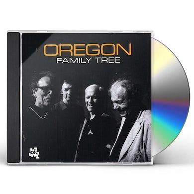 Oregon FAMILY TREE CD