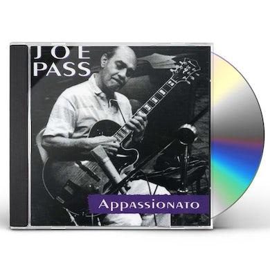 Joe Pass APPASSIONATO CD