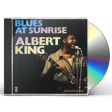 Albert King BLUES AT SUNRISE CD