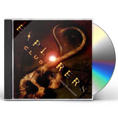 Explorers Club RAISING THE MAMMOTH CD