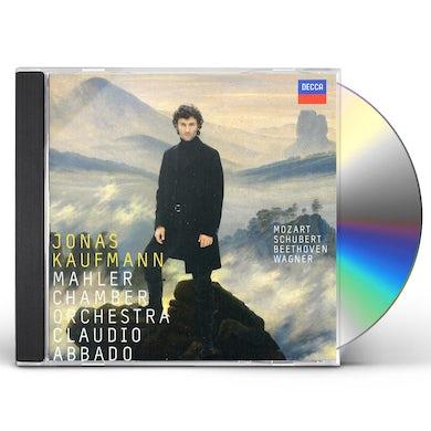Jonas Kaufmann MOZART SCHUBERT BEETHOVEN WAGNER CD