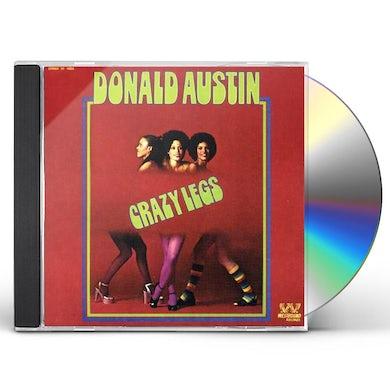 Donald Austin CRAZY LEGS CD