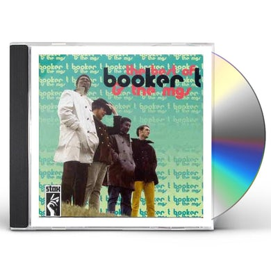 BEST OF Booker T. & the M.G.'s CD