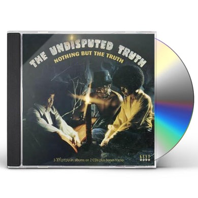 Undisputed Truth NOTHING BUT THE TRUTH: 3 MOTOWN ALBUMS PLUS BONUS CD