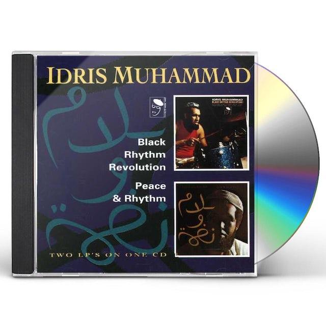 Idris Muhammad BLACK RHYTHM REVOLUTION/PEACE & RHYTHM CD