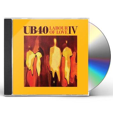 Ub40 LABOUR OF LOVE IV CD