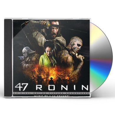 Ilan Eshkeri 47 RONIN (SCORE) / Original Soundtrack CD