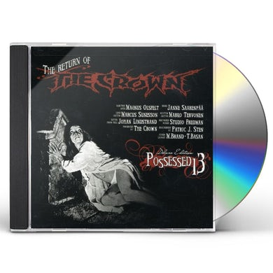 Crown POSSESSED 13 CD