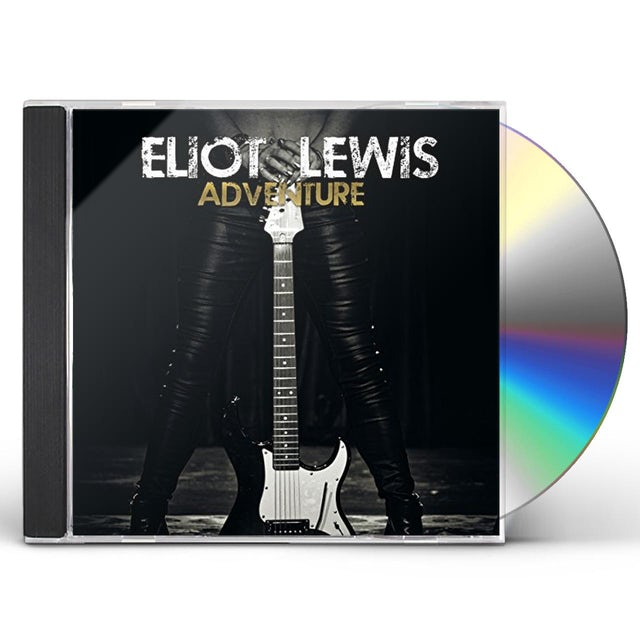 Eliot Lewis ADVENTURE CD