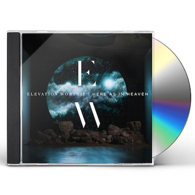 Elevation Worship Here As In Heaven CD