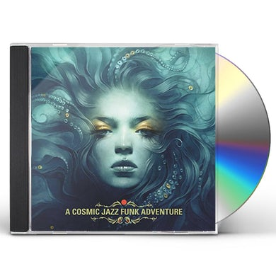 Detroit Rising A COSMIC JAZZ FUNK ADVENTURE CD