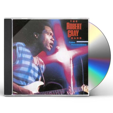 Robert Cray FALSE ACCUSATIONS CD