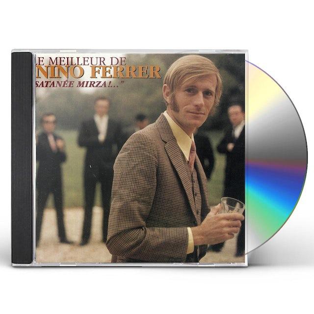 Nino Ferrer SATANEE MIRZA CD