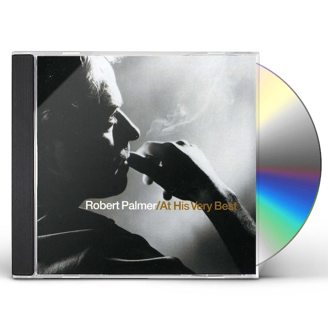 Robert Palmer AT HIS VERY BEST CD