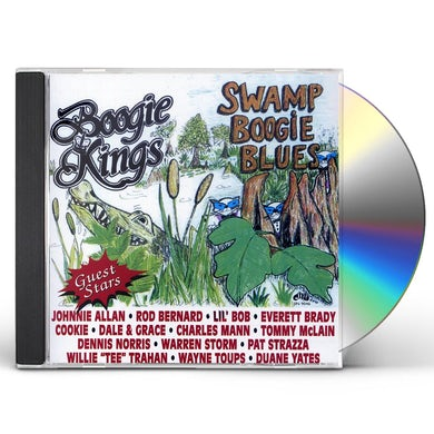 Boogie Kings SWAMP BOOGIE BLUES 1 & 2 CD