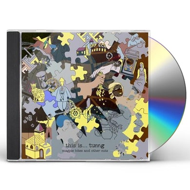 This is Tunng...Magpie Bites and Other Cuts (2 CD) CD
