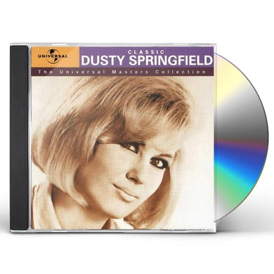 Dusty Springfield UNIVERSAL MASTERS COLLECTION CD