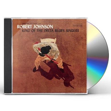 Robert Johnson KING OF DELTA BLUES SINGERS CD