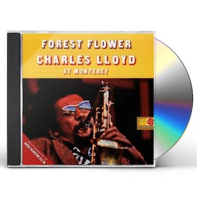 Charles Lloyd FOREST FLOWER & SOUNDTRACK CD