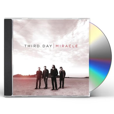 Third Day MIRACLE CD