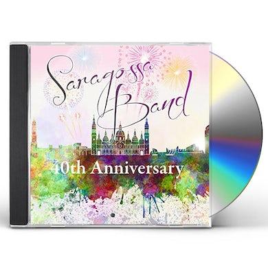 Saragossa Band 40TH ANNIVERSARY CD