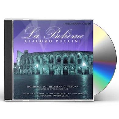G. Puccini LA BOHAME CD