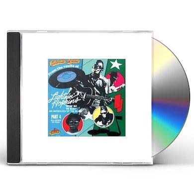 Lightnin Hopkins NOTHIN BUT THE BLUES CD