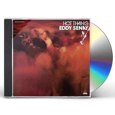 Eddy Senay HOT THANG CD