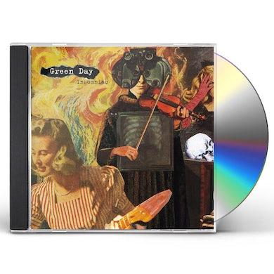 Green Day INSOMNIAC CD