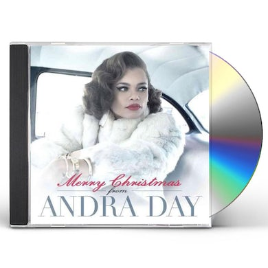 MERRY CHRISTMAS FROM ANDRA DAY CD