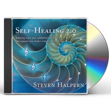 Steven Halpern SELF-HEALING 2.0 CD