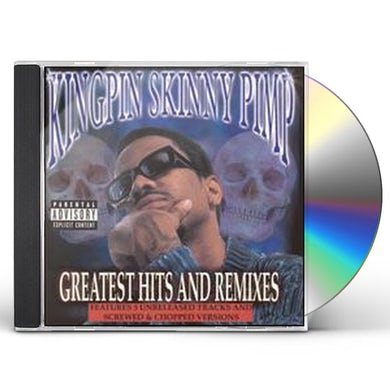 GREATEST HITS AND REMIXES CD