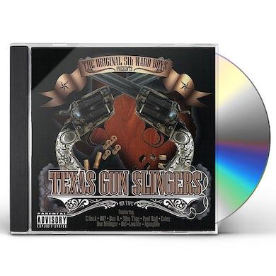 5th Ward Boyz TEXAS GUN SLINGERS CD