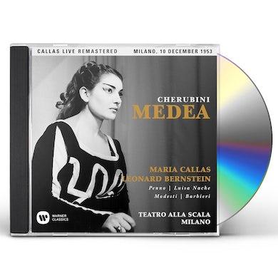 Maria Callas CHERUBINI: MEDEA (MILANO 10/12/1953) CD