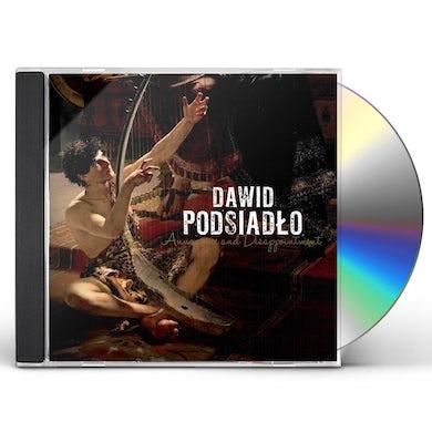 Dawid Podsiadlo ANNOYANCE & DISAPPOINTMENT CD