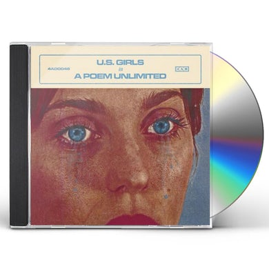 U.S. Girls IN A POEM UNLIMITED CD
