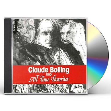 ALL TIME FAVORITES: CLAUDE BOLLING TRIO CD