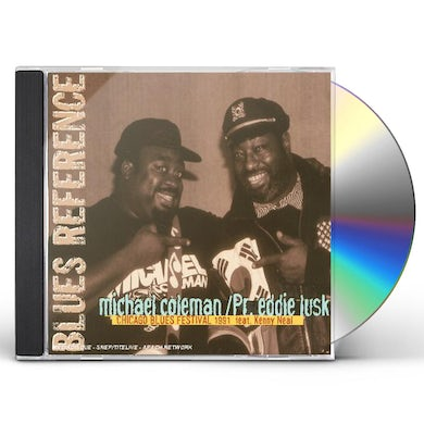 Michael Coleman CHICAGO BLUES FESTIVAL 1991 CD