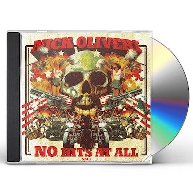 Nick Oliveri N.O. HITS AT ALL 1 CD