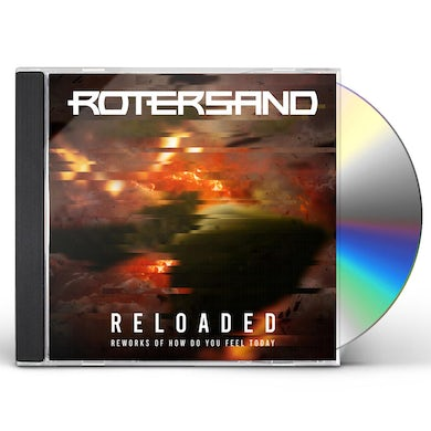 Rotersand HOW DO YOU FEEL TODAY CD