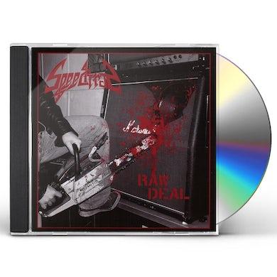 Speedtrap RAW DEAL CD