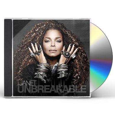 Janet Jackson UNBREAKABLE CD