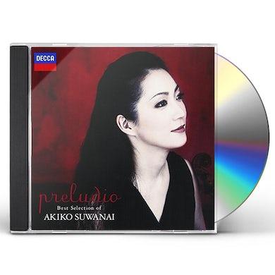 Akiko Suwanai BEST SELECTION OF CD