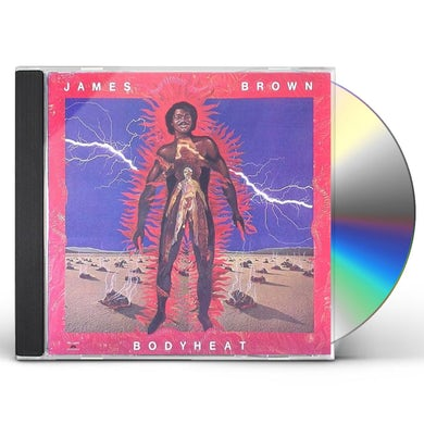 James Brown BODYHEAT CD