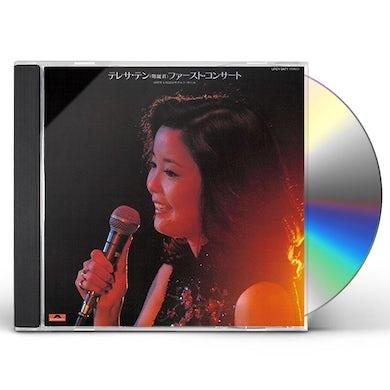 Teresa Teng FIRST CONCERT CD